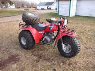 1984 Honda 200 ES