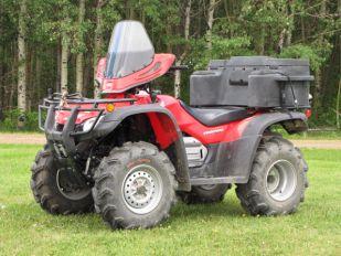 2004 Honda Foreman 400 4x4 GPS