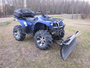 2006 Yamaha Grizzly 660 SE 4x4