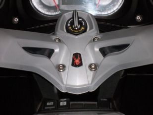 Can-Am Spyder RT Handlebar Accents