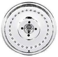 """Centerline 15"""" Polished Solid Disc Wheel"""