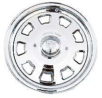 "Centerline 16"" 9-Spoke Wheel"