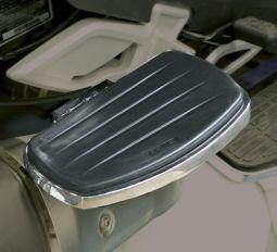 Classic Steel Passenger Floorboards: Can-Am Spyder