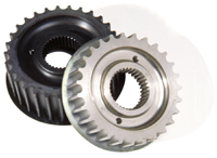 Front Final Drive Pulley
