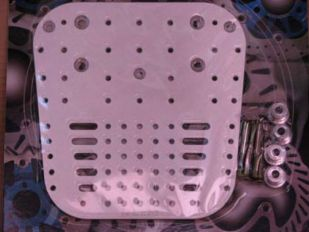 Kymco Carrier Plate