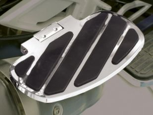 Premium Billet Aluminum  Passenger Floorboards for the Can-Am Spyder