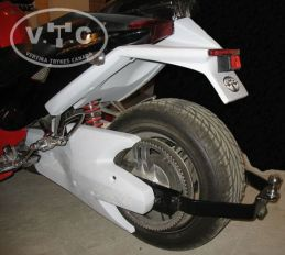 REAR FENDER SPORT WITH SWING ARM
