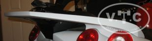 "REAR ""SPOILER"" FOR REAR BACK PANELS"