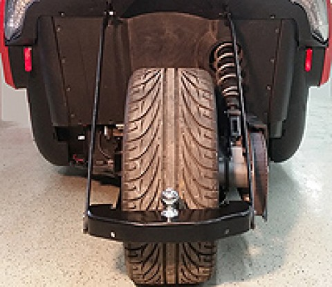 Polaris Sling Shot >> Rivco Trailer Hitch For The Polaris Slingshot