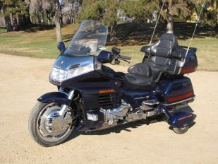 2000 Honda GL1500 SE goldwing