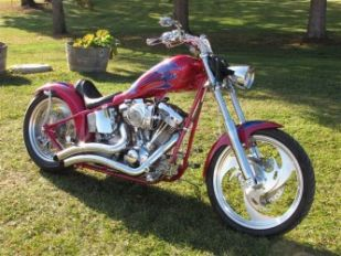 2004 Custom Built Chopper
