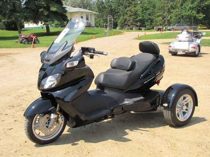 Suzuki Burgman Scooters For Sale