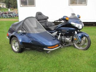 Champion Escort Sidecar Rig (No Motorcycle)