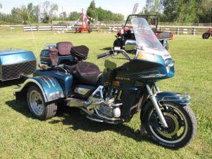 1982 Honda Gold Wing GL1100 Aspencade Trike
