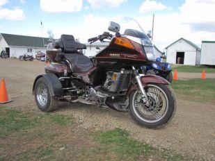 1989 Yamaha Venture Royale 1300 V4 Custom Built Trike