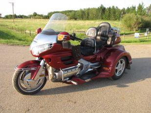 2002 Honda Gold Wing GL1800 Lehman Monarch II Trike