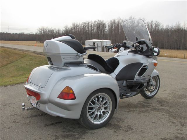 2003 Bmw K1200 Lt Hannigan Trike