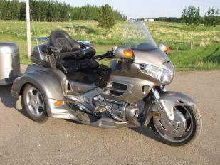 2003 Honda Gold Wing GL1800 Lehman Monarch I Trike