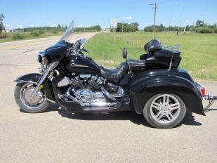 2004 Yamaha Royal Star Midnight Venture Hannigan Trike