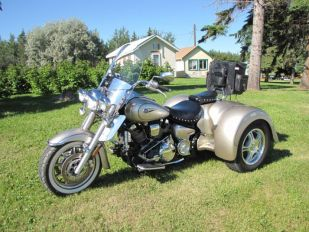 2005 Yamaha Roadstar 1700 Champion Trike