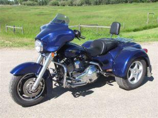 2006 Harley Davidson Street Glide Lehman Renegade Trike