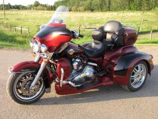2006 Harley Davidson Ultra Classic Hannigan Trike