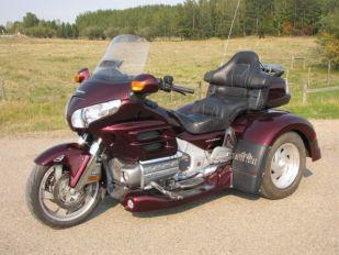 2007 Honda Gold Wing GL1800 Motortrike Adventure IRS Trike