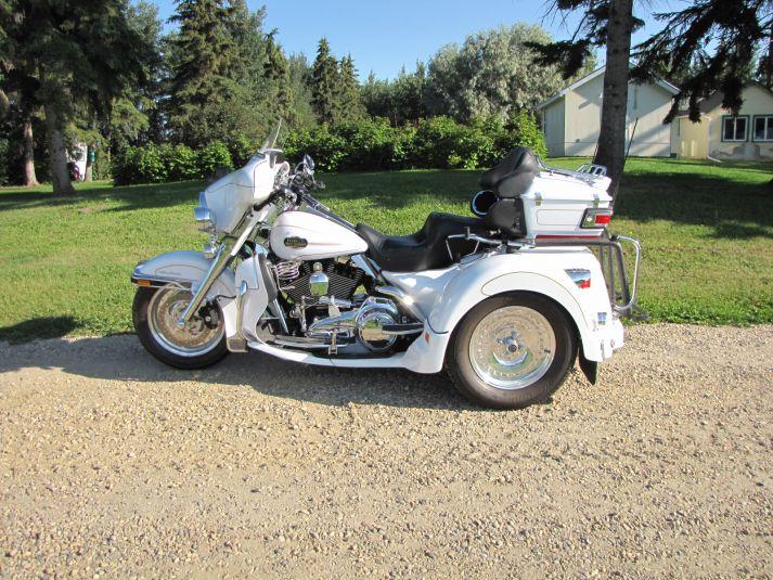 Harley Davidson Renegade