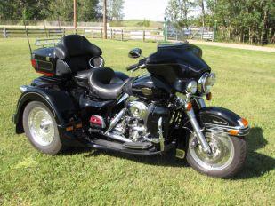 2008 Harley Davidson Ultra Classic Lehman Renegade Trike