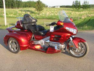 2008 Honda Gold Wing GL1800 Hannigan Trike