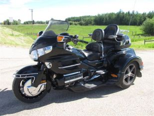 2008 Honda Gold Wing GL1800 Lehman Monarch II Dark Knight