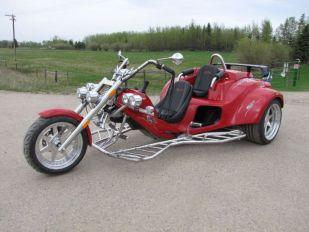 2008 Rewaco RF1 GT Trike