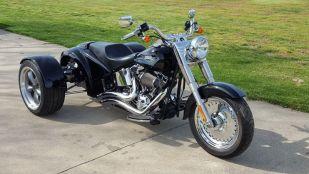 2010 Harley Davidson Fatboy CSC Custom Trike