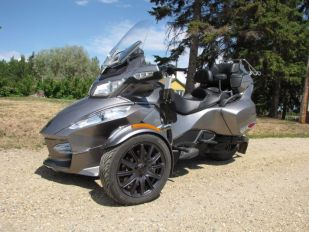 2013 BRP Can Am Spyder RTS SE5