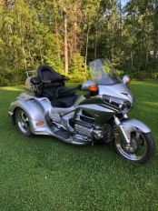 2013 Honda GL1800 GOLDWING LEHMAN MONARCH II TRIKE