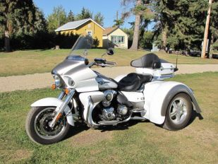 2013 Kawasaki VN1700 Vulcan Voyager Champion Independent Suspension Trike