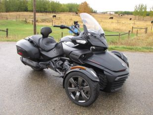 2016 BRP Can Am Spyder F3 Limited Special Series
